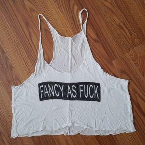 Fancy as fuk bm top